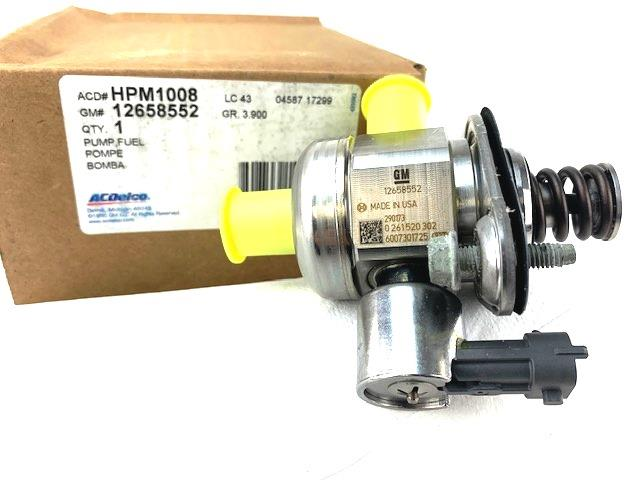 Genuine GM Fuel Pump 12658552