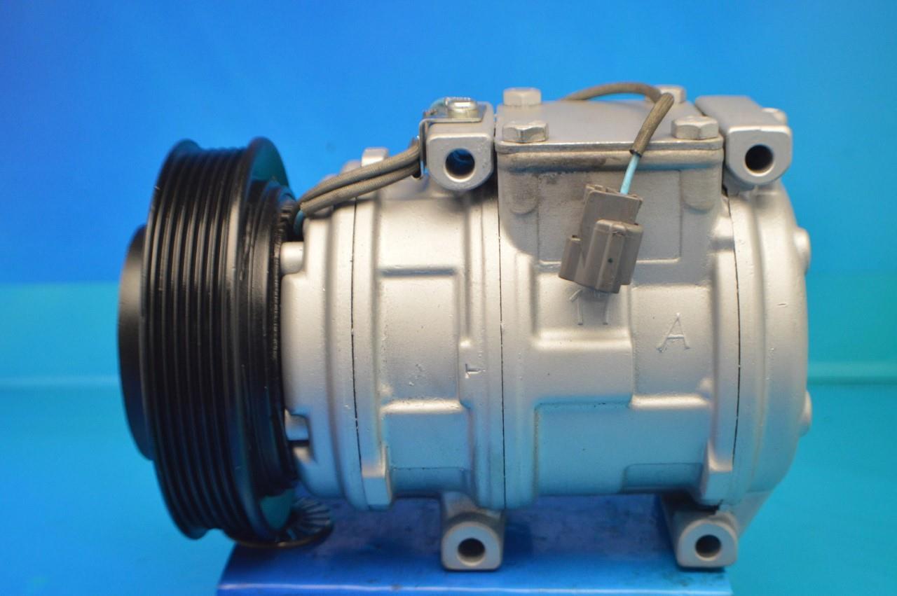 1year Warranty R57947 AC Compressor Fits Chevy GMC Oldsmobile Isuzu Hummer