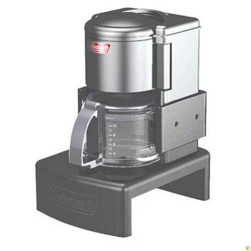 NEW Coleman Camping stove top Coffee Maker 10 Cup pot eBay