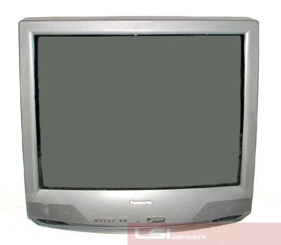 "Panasonic CT-3207 32"" CRT Stereo TV Television Nice"