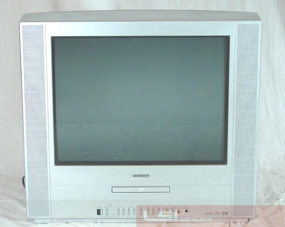 toshiba md20f12 20 flat screen tv dvd combo nice ebay. Black Bedroom Furniture Sets. Home Design Ideas