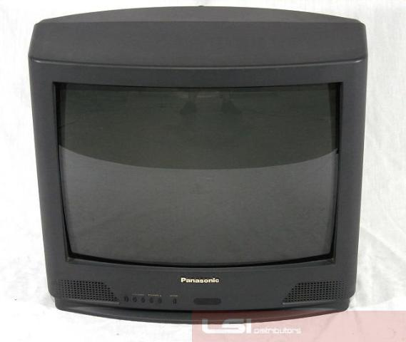 Panasonic CT-20G4A 20'' Color CRT Television