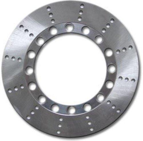 Brake Rotor Material : Kawasaki rear brake disc pads klx super sherpa ebay