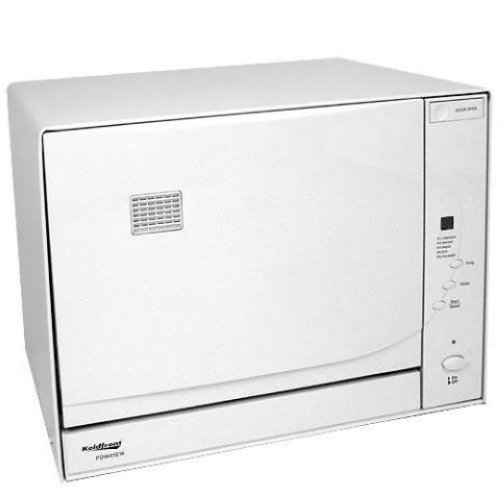 Countertop Dishwasher Koldfront : ... koldfront model pdw45ew koldfront portable countertop dishwasher white