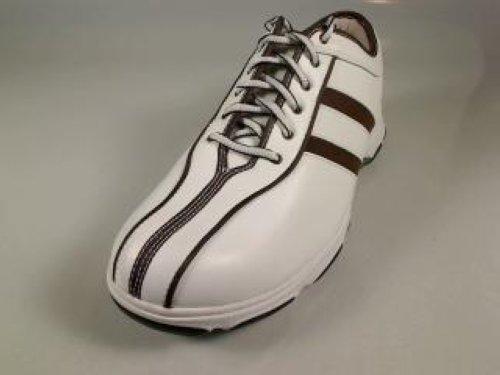 New Vintage Etonic Dri Lite 200 Womens Golf Shoes Brown 008014