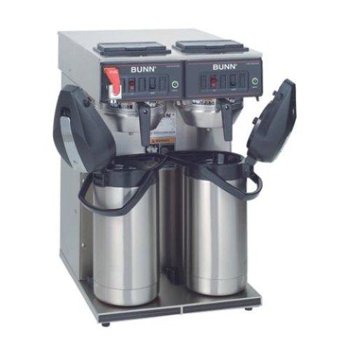 Bunn Coffee Maker Hot Water : Bunn Twin Airpot Coffee Brewer Airpots Hot Water NEW eBay