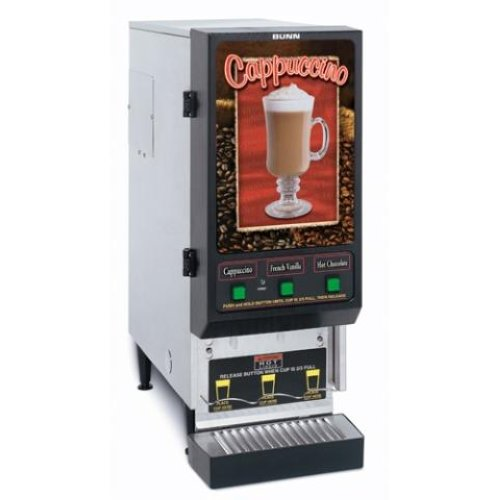 cappuccino chocolate machine