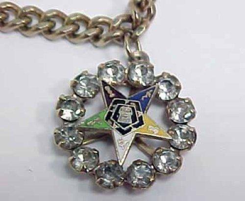 order of the eastern oes charm link bracelet 20063 ebay