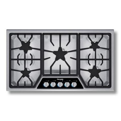 Thermador Sgsx365fs 36 034 Natural Gas Cooktop Ebay