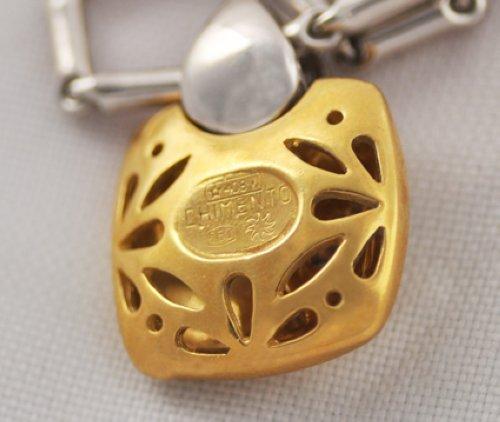Chimento 18k Sentimenti D Oro Pendant Diamond Necklace