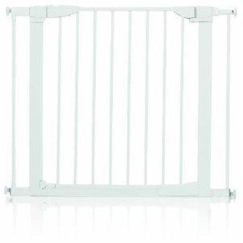 Munchkin Auto Close Metal Baby Gate White Swinging Door Ebay