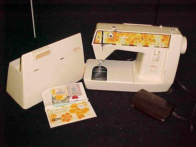 singer genie sewing machine model 354