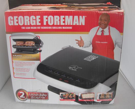 lean fat grilling machine manual