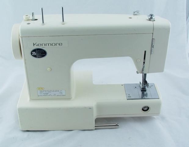 kenmore 6 stitch sewing machine
