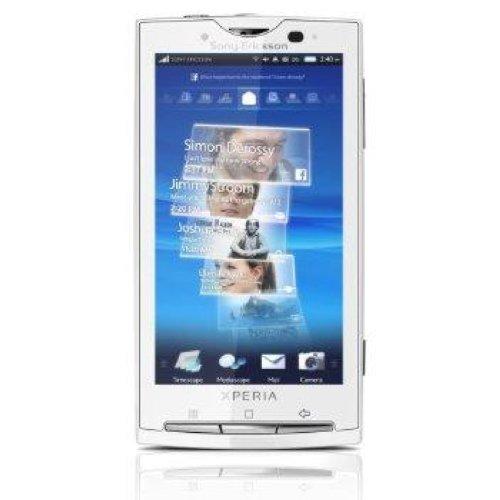 Сотовые телефоны Sony Ericsson XPERIA X10