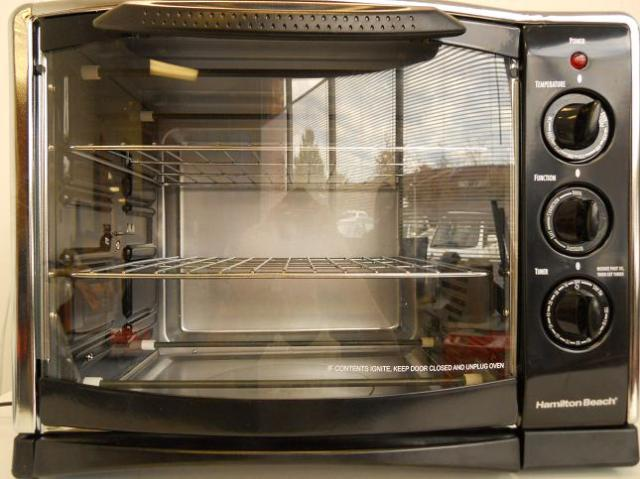 ... Beach 31197 Countertop Oven with Convection and Rotisserie eBay