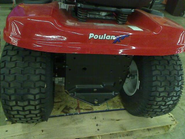poulan xt 42 in 17 5 hp briggs stratton 6 speed front engine riding mower ebay. Black Bedroom Furniture Sets. Home Design Ideas