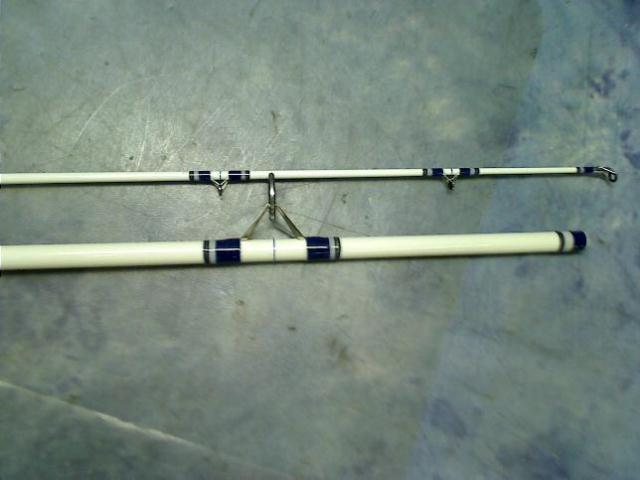 Okuma fishing tu 120 tundra 12 foot 2 piece surf pier for Best pier fishing rod