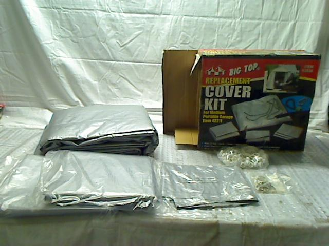 REPLACEMENT COVER KIT FOR PORTABLE GARAGE | eBay