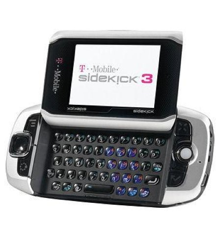 tmobile sidekick 3 danger gsm cell phone pv200 sharp for