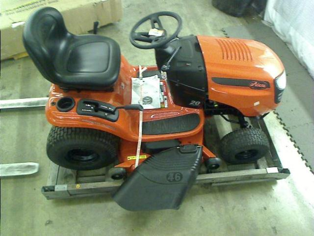 Ariens 20 Hp Lawn Tractor : Ariens riding mower deals on blocks