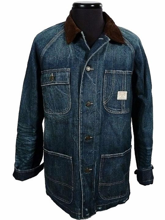Find denim barn jacket from a vast selection of Clothing for Men. Get great deals on eBay!