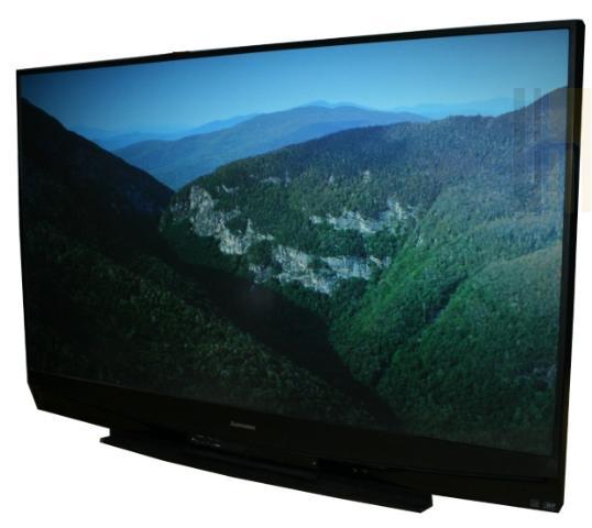 mitsubishi wd 65638 65 full 3d 1080p hd dlp television 3345460. Black Bedroom Furniture Sets. Home Design Ideas