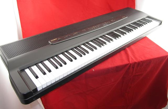 casio cps 80s full size electic piano keyboard. Black Bedroom Furniture Sets. Home Design Ideas