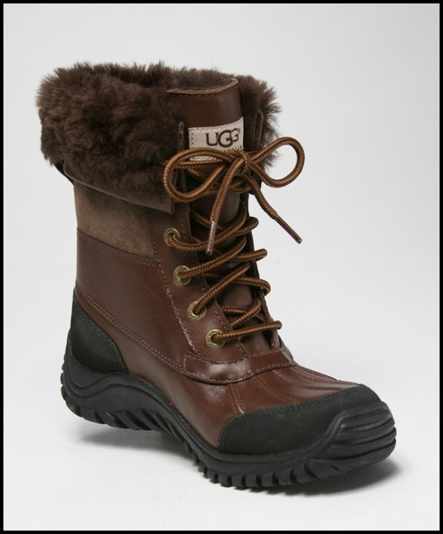 Original UGG ORELLEN WOMENS WATERPROOF THINSULATE BOOTS CHOCOLATE