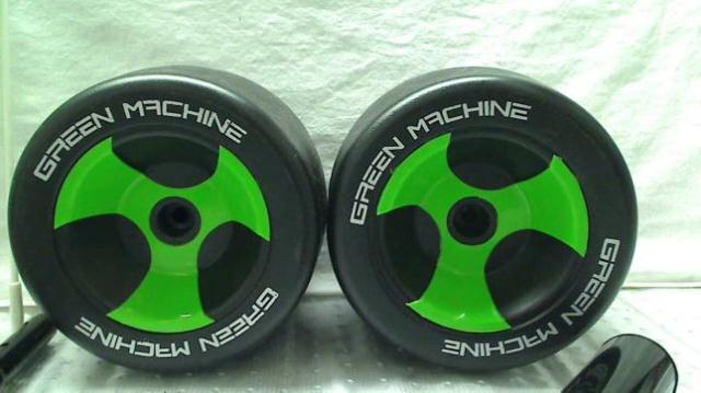 huffy green machine replacement wheels