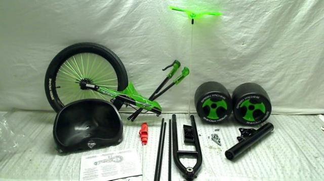 huffy green machine seats