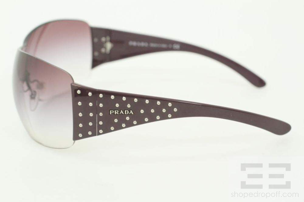 8ca61f119b6 Prada Sunglasses Shields