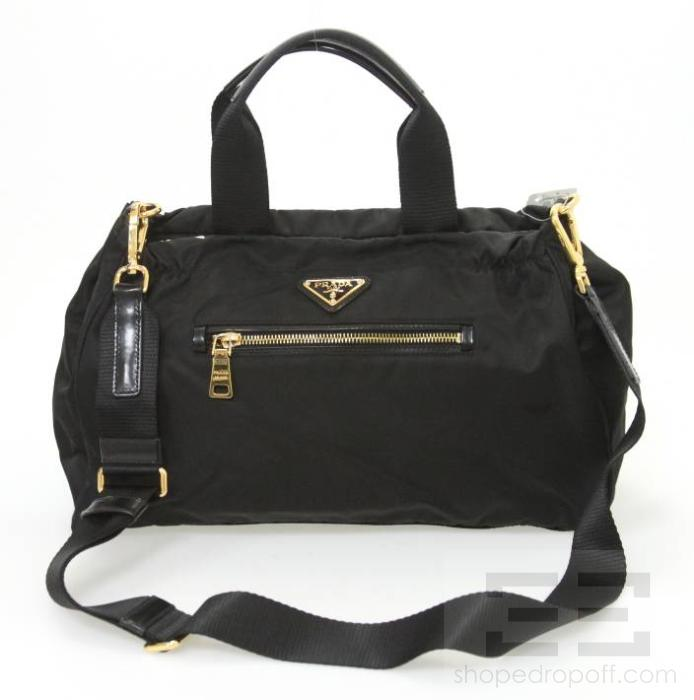 53363542b977 Prada Gold Handle Nylon Tote Bags Pictures | Stanford Center for ...