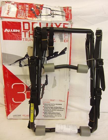 Allen Bike Rack 103db 28 Images Allen Deluxe 3 Bike Trunk