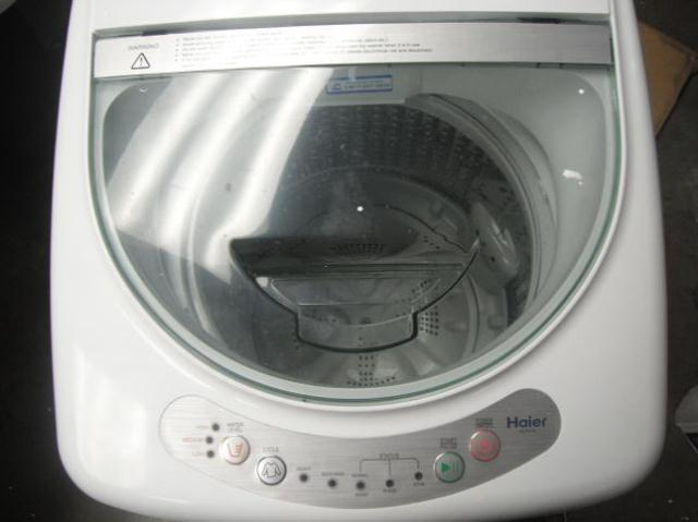 Haier Hlp21n Pulsator 1 Cubic Foot Portable Washer Machine