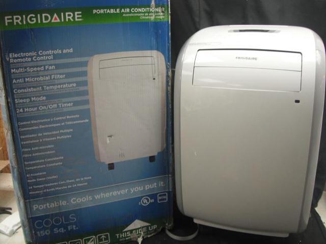 Frigidaire Fra053pu1 5000 Btu Portable 150 Square Feet Air