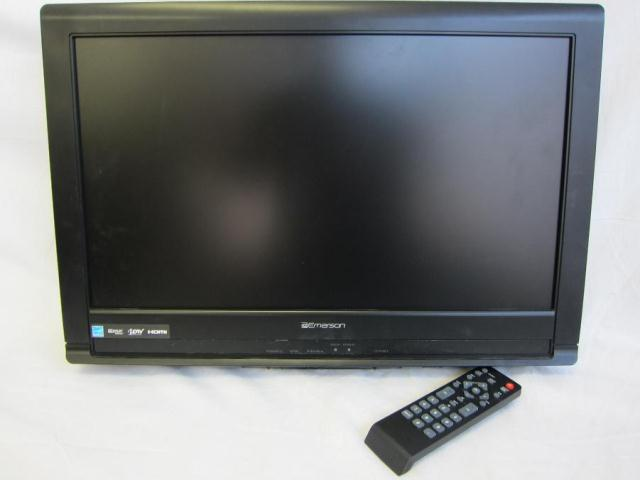"Details about Emerson 22"" Class LCD 720p 60Hz HDTV Television LC220EM1"