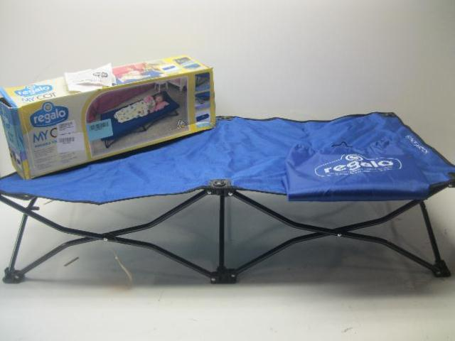 Regalo My Cot Portable Toddler Bed Regalo 5001 My Cot