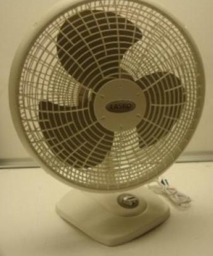 Lasko products 2506 16 inch oscillating table fan 3 speed for 16 inch window box fan