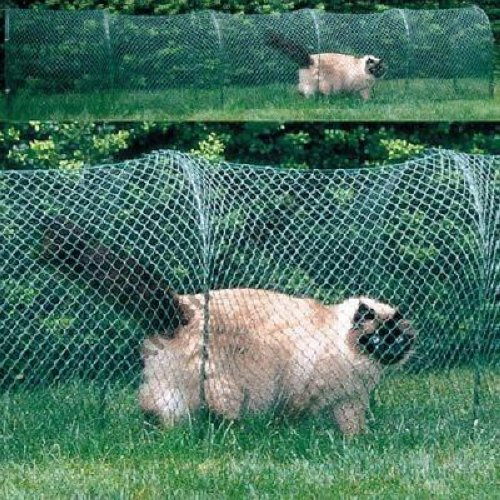 Backyard Enclosures For Cats : KITTYWALK LAWN VERSION OUTDOOR CAT ENCLOSURE CONTAINMENT SYSTEM  eBay