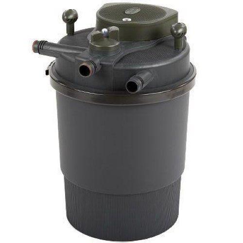 Hagen laguna pt 1502 pressure flo 1400 uvc pond filter ebay for Laguna pond filter