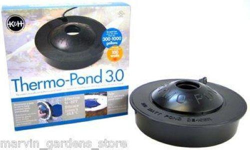 K H Thermo Pond 3 0 Heater Pond De Icer 100 Watt Koi Pond De Icer Ebay