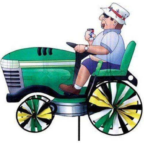 Premier Designs Windgarden Garden Tractor Spinner eBay
