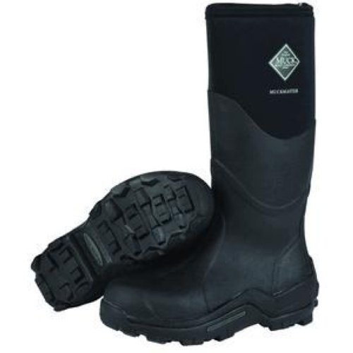 muck boot muckmaster hi cut mens farming and ranch boots