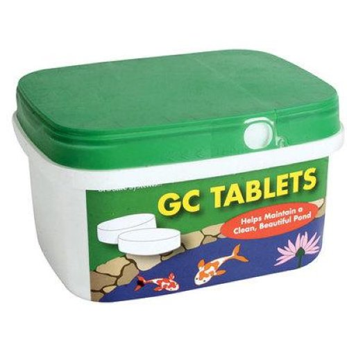 Biosafe Greenclean Pond Tablets Safe For Fish 3 Lbs Green Clean Algae Control