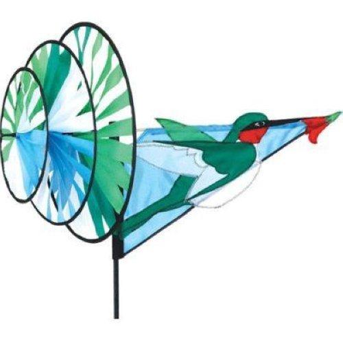 Premier Wind Garden Hummingbird Triple Spinner eBay