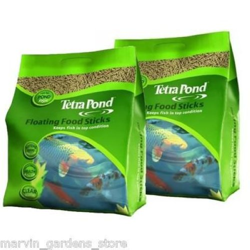 tetra pond sticks fish food 11 lbs tetra koi food 16457 ebay. Black Bedroom Furniture Sets. Home Design Ideas