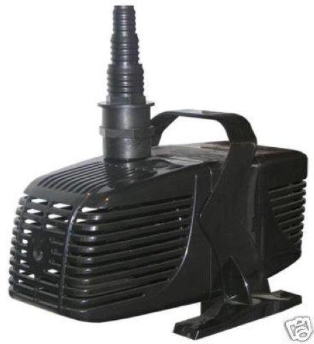 Alpine tornado 1200 pond pump mag drive alpine pac1200 ebay for Aquagarden 1200 pond pump