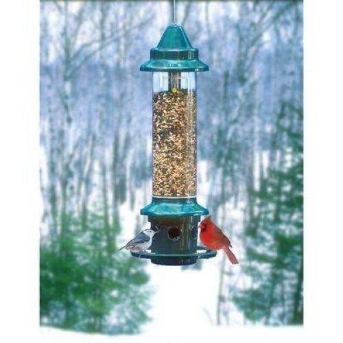 brome squirrel buster plus squirrel proof bird feeder with baffle - Squirrel Proof Bird Feeders