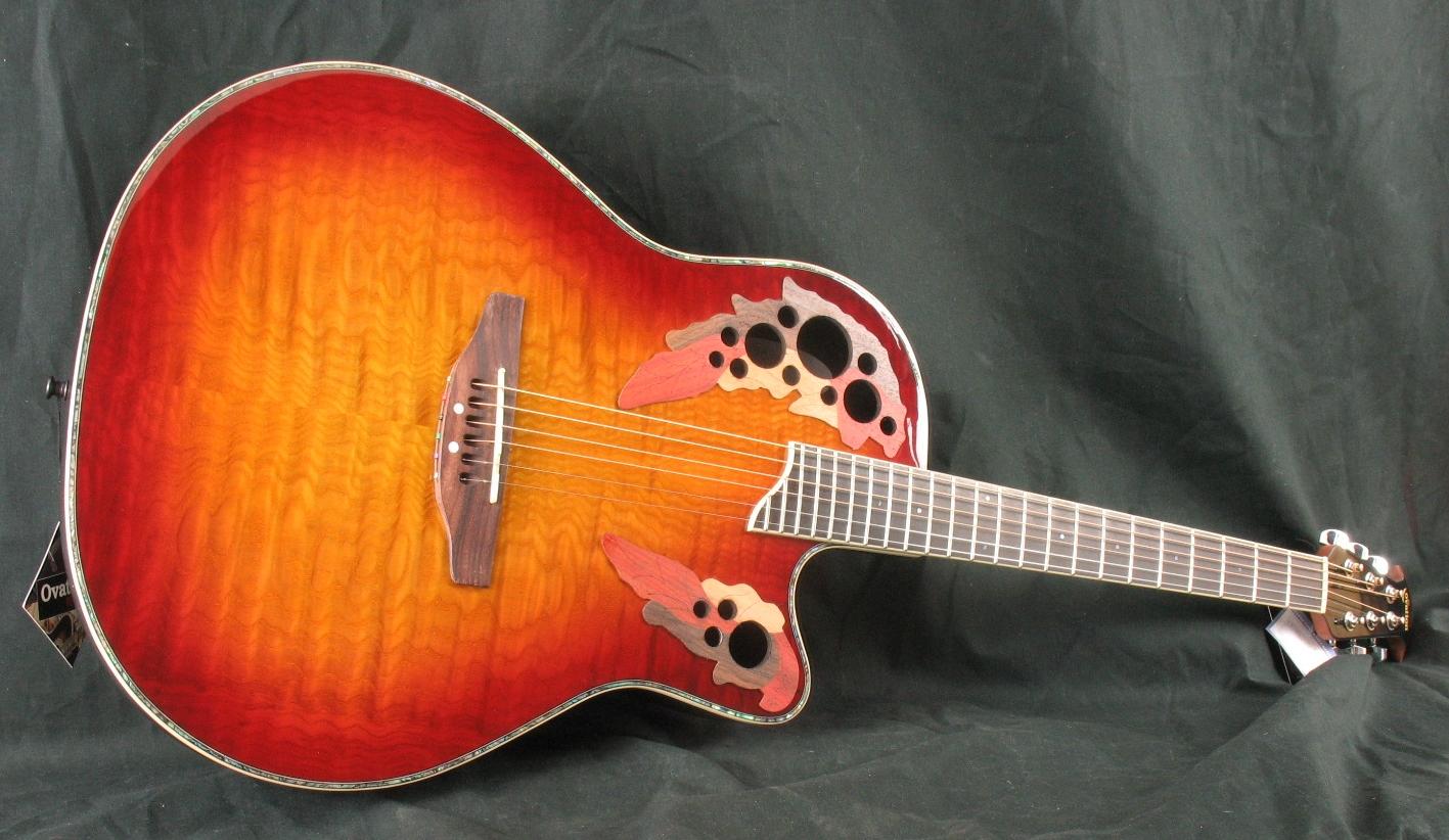 Ovation CC44: Acoustic Electric | eBay